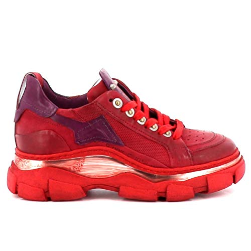 A.S.98 Sneaker Bassa Materia 587104-202 Cardinal 36