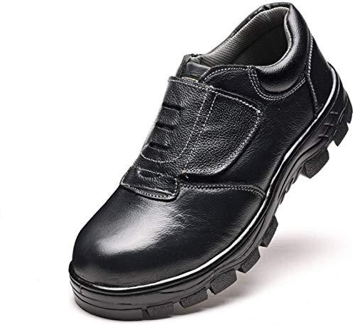 Arbeitsschuhe Sicherheitsschuhe Stahlkappe Sneaker Arbeitsschuhe Sicherheitsstiefel Sicherheitsschuhe Bauschuhe Sicherheitsschuhe Einstufige Schweißer-Sicherheitsschuhe,Anti-Smash und Anti-Pannen
