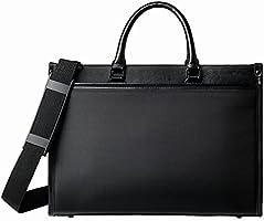 [グレヴィオ] 一流の鞄職人が作る ビジネスバッグ 就活バッグ リクルートバッグ 大容量 自立 出張 メンズ A4
