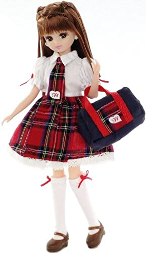 Licca Chan  LD-07 Licca Chan Uniform Doll
