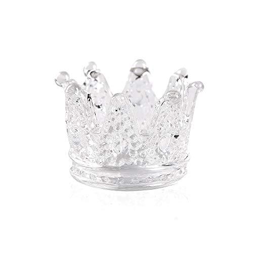 Alexnailart Nagelkonst Dappen skål glas kristallkopp krona pennhållare borste tvättkopp manikyrverktyg