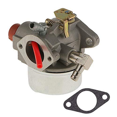 An Ruijia LV195EA Carburetor Carb for Tecumseh 640350 640303 640271 Sears Craftmans Mowers Parts-Tecumseh Carburetor lv195xa