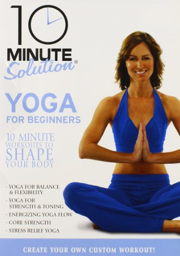 10-Minute Solution: Yoga For Beginners