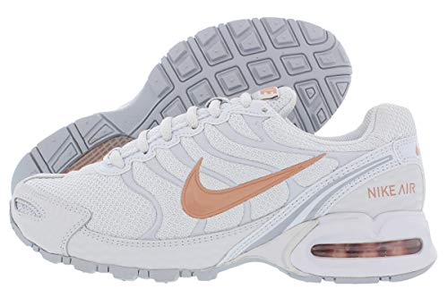 Nike Women's Air Max Torch 4 Running Shoes (7 M US, Pure PlatinumMetallic Rose GoldWolf Grey)