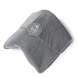 The TRTL PILLOW is a SCIENTIFICALLY PROVEN travel pillow to keep your head in a BETTER POSITION when sleeping upright by holding your head in an ergonomic position during rest. No more nodding heads! SUPER SOFT fleece combined with a unique hidden in...