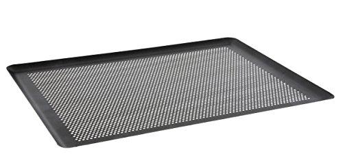 De Buyer 8162.40 Backblech, Aluminium, perforiert, 40 x 30 cm