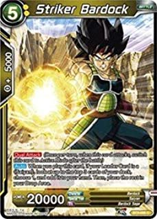 Dragon Ball Super TCG - Striker Bardock (Foil) - Series 3 Booster: Cross Worlds - BT3-086