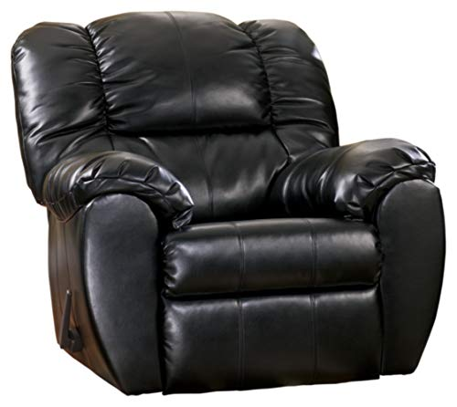 Signature Design by Ashley Dylan Rocker Recliner Onyx