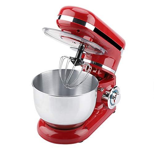 Batidora Amasadora Reposteria Profesional Robot de Cocina Batidora Multifunción de Bajo Ruido...