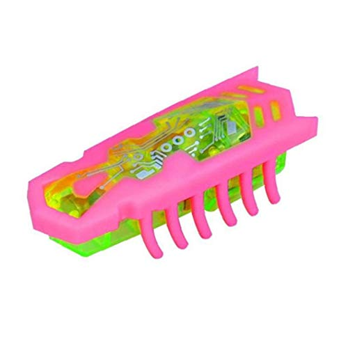 GGOOD con Tecnología De Rápida Rotación Micro Hexagonal Insecto Robótico Bug Juguete para Entretener a Sus Mascotas Gatos-go-Loco Insecto Electrónico del 23 Niños Regalo para Los Niños