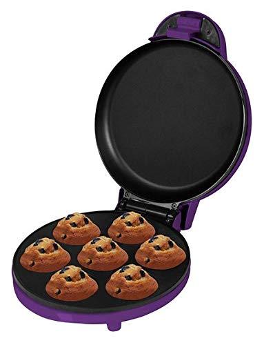Team-Kalorik-Group TKG mfm 1003NYC Muffin Maker per fino a 7Muffin
