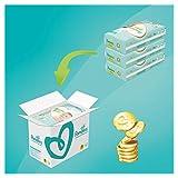 Pampers Premium Protection Windeln, Gr.4, 9-14kg, Monatsbox, 1er Pack (1 x 168 Stück) - 2