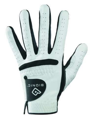 BIONIC RelaxGrip Golf schwarz Palm * * Golf Glove-Left Hand-Large