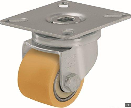 BLICKLE LENKROLLE LPA-VSTH 35K. MIT KUGELLAGER. DURCHMESSER 35 mm