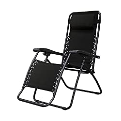 3.Caravan Sports Infinity Zero Gravity Chair- best camping chair for back pain