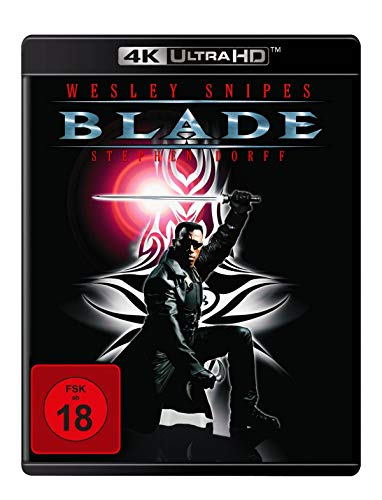 Blade (4K Ultra HD) (+ Blu-ray 2D)