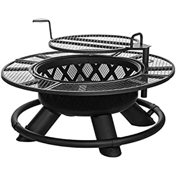 Shinerich Industrial SRFP96 Pit and Grill, Plain