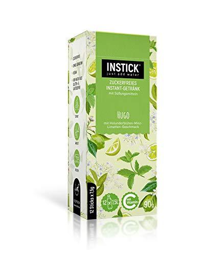 INSTICK   Zuckerfreies Instant-Getränk...