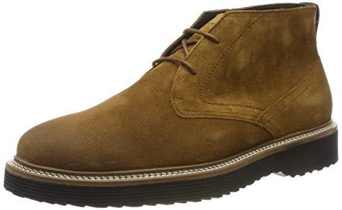 Marc O'Polo Herren 90725424001300 Chukka Boots, Braun (Cognac 720), 43 EU
