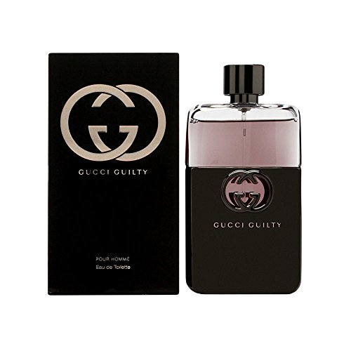 Gucci Guilty Intense HM EDT Spray 50ml, 1er Pack (1 x 195 g)