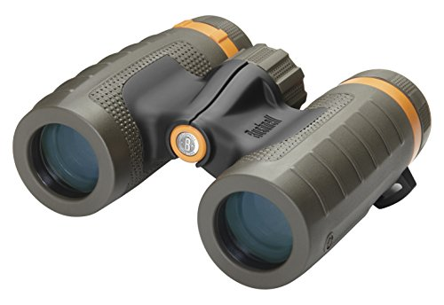 Find Discount Bushnell 211028 Off Trail Series Compact Roof Wpfp Fmc Binoculars Box, 10 X 28, Black