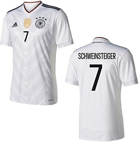 adidas Trikot DFB 2017 Home Confed Cup (Schweinsteiger 7, M)
