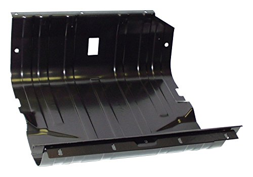 Crown Automotive J5357023 Fuel Tank Skid Plate, Black