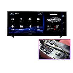 """The Android head unit fits only 3rd generation (2013+) of Lexus IS (including IS F) and 2014 + Lexus RC (including RC F). This stereo fits only Lexus IS and Lexus RC with small 7"""" OEM display. Top level configurations of some Lexus IS and Lexus RC co..."""