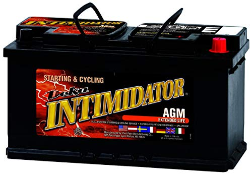 Deka 9A49 AGM Intimidator Battery