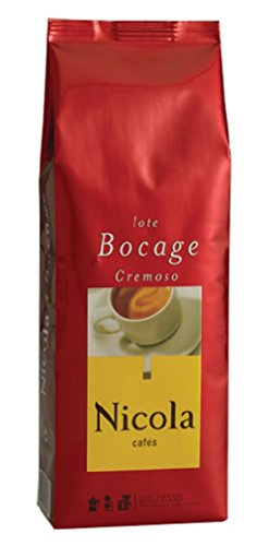 Nicola Deliciosos Granos de café tostados portugueses Bocage (1 kg)