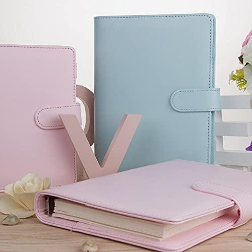 Macaron 2.0 Cuadernos Espiral Papelería Vfine Escuela Oficina De La Agenda, Organizador Personal, Cuaderno Diario Semanal Planificador De Regalo Color Azar 180 * 230mm