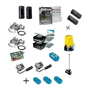 Came-Promo-Kit-FROG-AE-Automatizacin-de-puertas-batientes-Motor-enterrado-hasta-35-m-para-puerta-001U1924-con-2-cajas-de-base-FROG-incluidas-001U1985-001DIR10-Par-de-fotoclulas