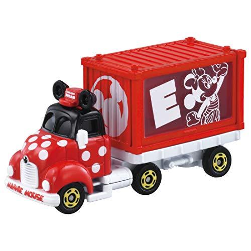トミカ ディズニーモータース 5カラーズドリームキャリー ミニーマウス