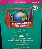 California Mapmakers Toolkit for children.