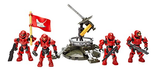 Mega Bloks Halo UNSC Fuoco Squadra Stingray