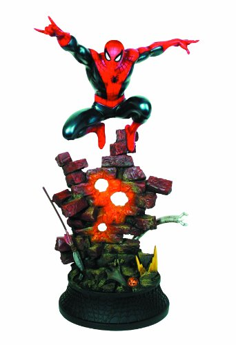 Bowen Designs The Amazing Spider-Man Painted Statue (Action Version) image