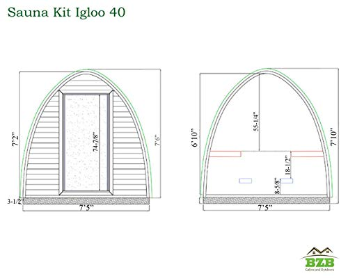 Is an Outdoor Igloo Pod Sauna Right For You? 10