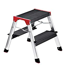 Delxo 2-Step Step Stool