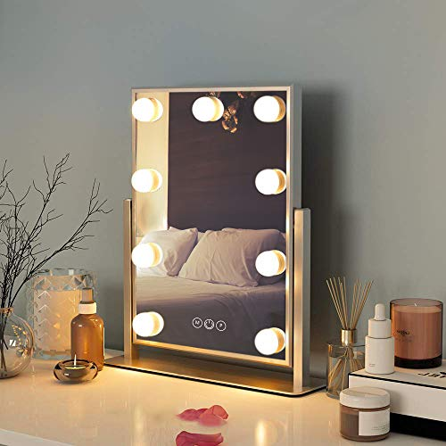 Image of FENCHILIN Hollywood Mirror...: Bestviewsreviews