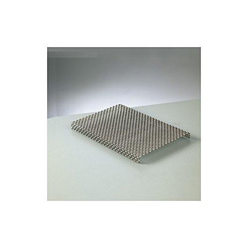 Efco Grille de Cuisson 18 cm x 12 cm, pour Four à Haute température