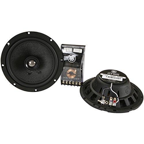 DLS Performance CC-M526-16,5 cm 2-Wege-Lautsprecher mit 75 Watt (RMS: 50 Watt)