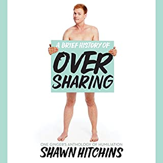 A Brief History of Oversharing cover art