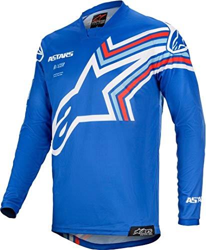 Alpinestars Jersey Racer Braap Blau Gr. M