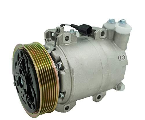 GOWE Compresor de aire acondicionado automático para Nissan Urvan E25 2012/Caravan E25 2002-92600VZ00B/92600VZ00A/506012-3040/92600-VZ00B/92600-VZ00A/50601.