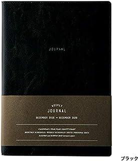 ハイタイド 手帳 2020年 A5 ウィークリー カーム ブラック NZ3 (2019年 12月始まり)