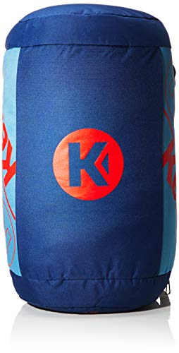 Kempa Unisex-Erwachsene K-line Bag Pro Ebbe & Flut Umhängetasche Mehrfarbig (Ocean Blau/Dove Blau)