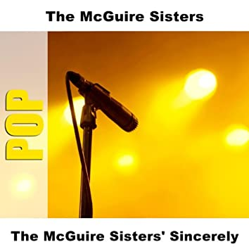 The McGuire Sisters' Sincerely