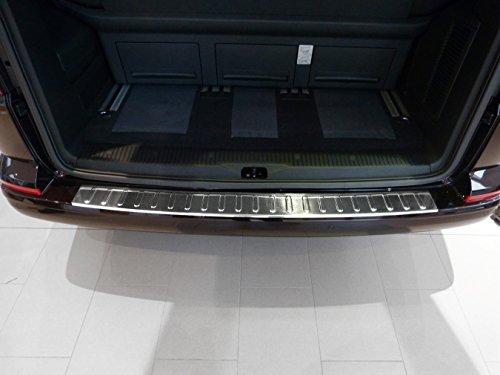 tuning-art BL915 Protección para Parachoques de Acero Inoxidable