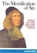 The Mortification of Sin (Puritan Paperbacks)