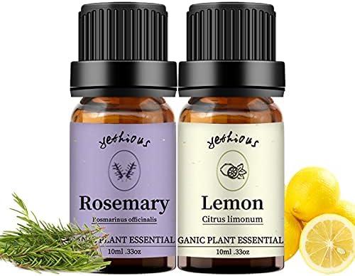 Top 10 Best rosemary organic essential oil Reviews